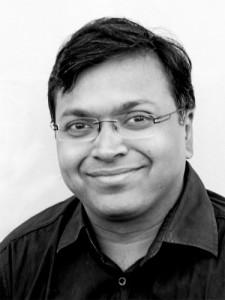 """Devdutt Pattanaik ist einer der führenden Mythologen Indiens. Er hat 23 Bücher veröffentlicht, ist gefragter Redner auf Konferenzen und schreibt jeden Sonntag eine Glosse im """"Mumbai Mirror""""."""