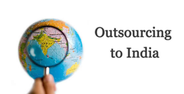 Outsourcing nach Indien