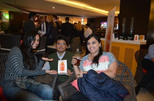 St. ERHARD Bier in einer Bar in Gurgaon